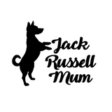 Jack Russell Mum Decal