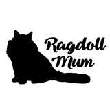 Ragdoll Mum Decal
