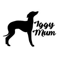 Iggy Mum Decal