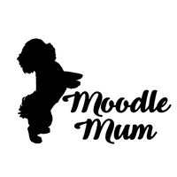 Moodle Mum Decal