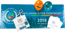 December 3 - International Day of People With Disabilities Event Day Pack