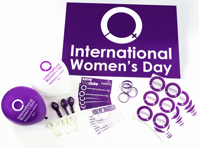 March 8 - International Women's Day Event Pack