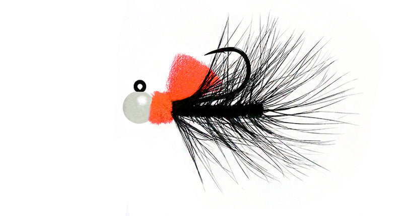 Aerojig Nightmare Steelhead Jig #08