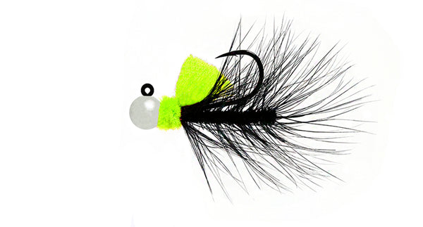 Aerojig Nightmare Steelhead JIg #10