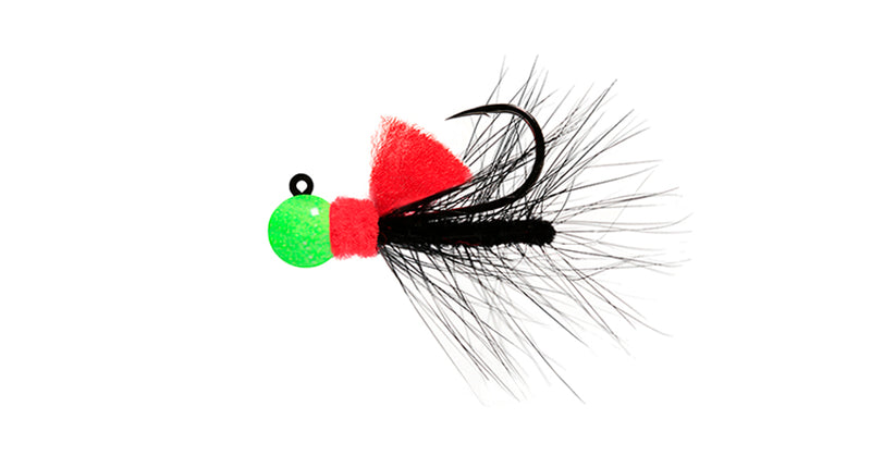 Aerojig Nightmare Steelhead Jig #12