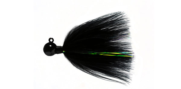 Fire Flies Marabou Flash Jigs #01