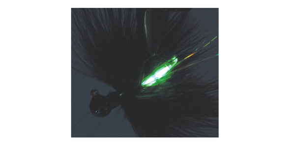 Fire Flies Marabou Flash Jigs #02