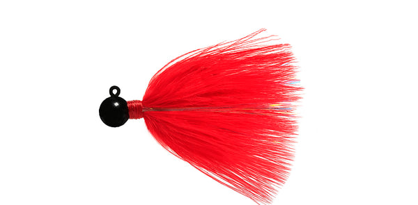 Fire Flies Marabou Flash Jigs #03