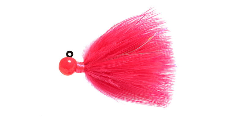 Fire Flies Marabou Flash Jigs #04
