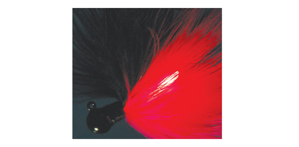 Fire Flies Marabou Flash Jigs #10