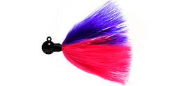 Fire Flies Marabou Flash Jigs #11
