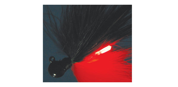 Fire Flies Marabou Flash Jigs #12