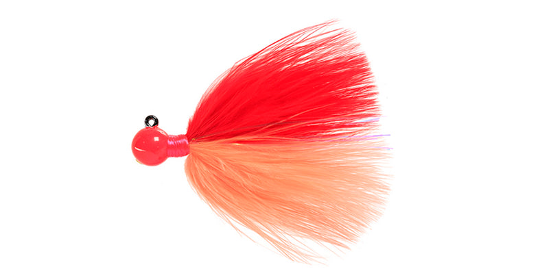 Fire Flies Marabou Flash Jigs #18