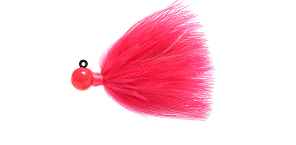 Sy's Jigs & Flies Marabou Flash Jig #03