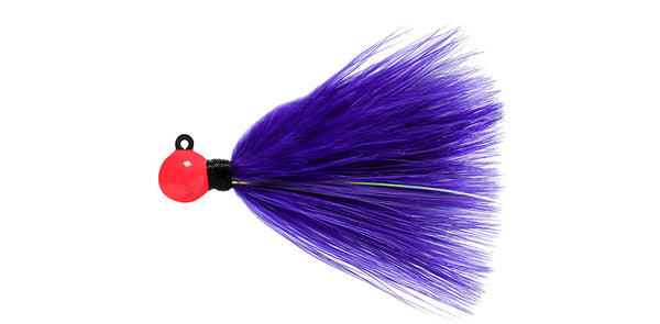 Sy's Jigs & Flies Marabou Flash Jig #07
