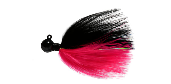 Sy's Jigs & Flies Marabou Flash Jig #10