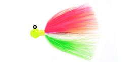 Sy's Jigs & Flies Marabou Flash Jig #54