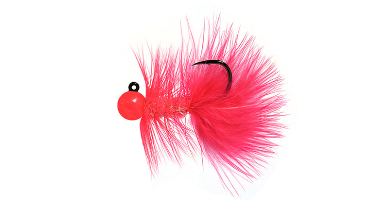 Woolly Bugger Jig #05