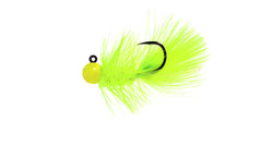 Woolly Bugger Jig #17