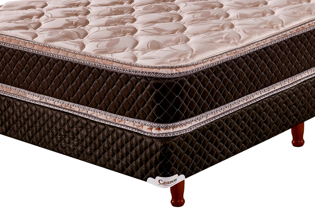 Colchón y Sommier Exclusive Pillow Top