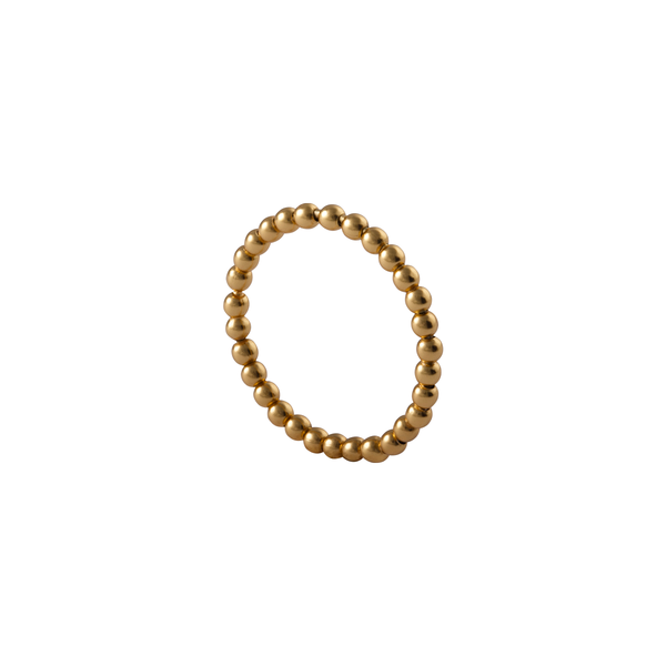 Angie Gold Plated Ring | Keep it Peachy | Discover now at Cuemars