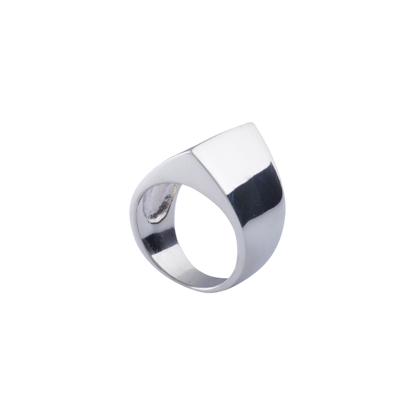 Aphaia Sterling Silver Ring by Corosch | Discover now at Cuemars