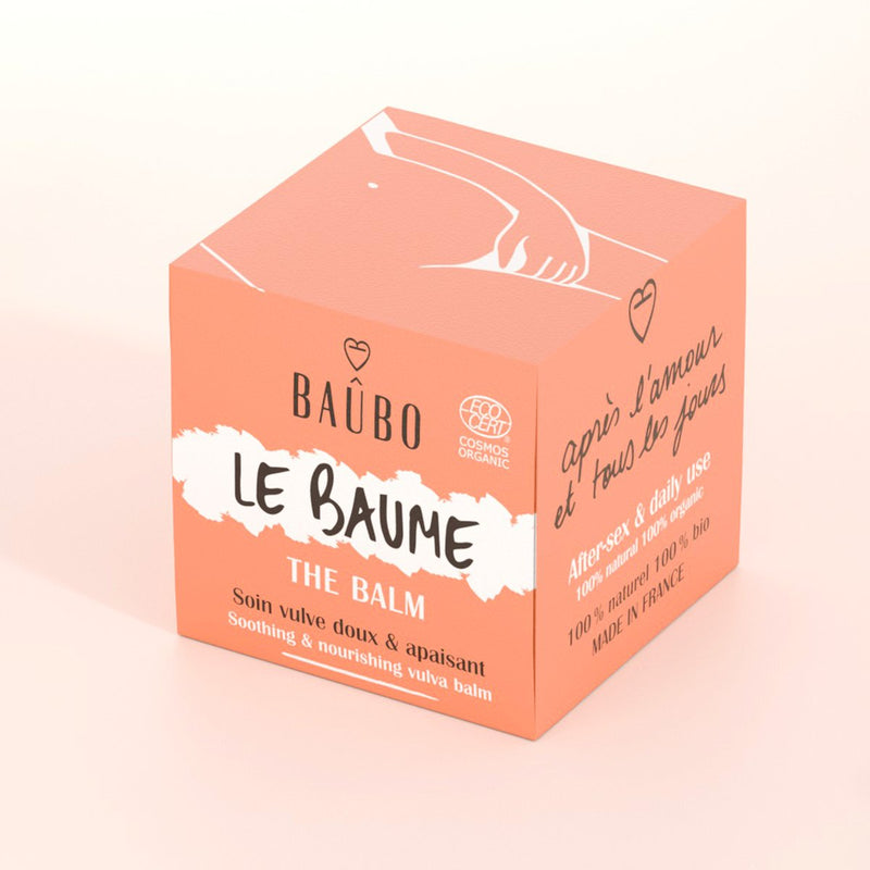 Baubo Organic vulva balm for after sex Cuemars