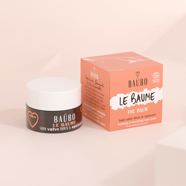 Baubo Organic vulva balm for intimate care Cuemars