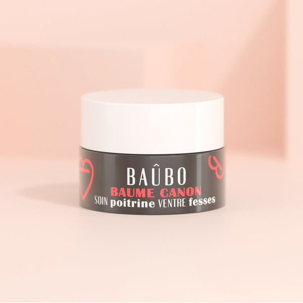 Baubo organic balm for post-birth to tone curve Cuemars