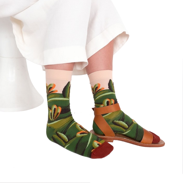 Multico Cypress - Cotton Socks