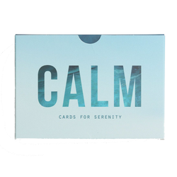 Calm Prompt Cards by The School of Life London discover now at Cuemars