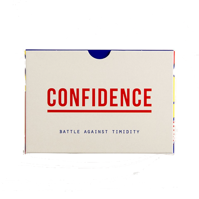 Confidence Prompt Cards by The School of Life discover now at Cuemars