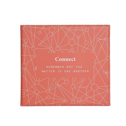 Box of Connect, the card game by The School of Life that promotes drawing people closer together