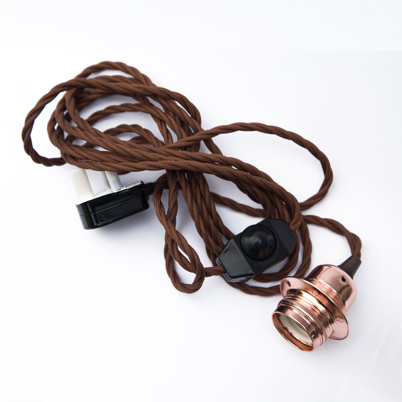 Plug Dimmer Set - Rose Gold