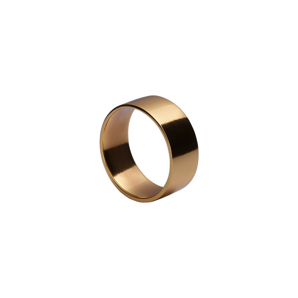 Elpis Gold Band Ring by Corosch | Discover now at Cuemars