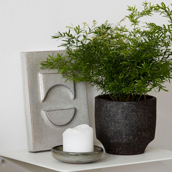 Earth ceramic planter - Small