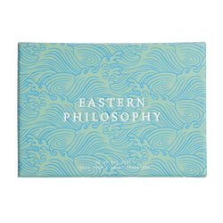 20 illustrated cards about Eastern Philosophy by The School of Life