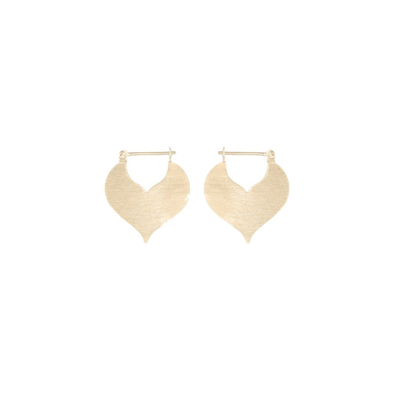 Fresh and minimalist ethnic earrings Ruby by Keep it Peachy now online on Cuemars