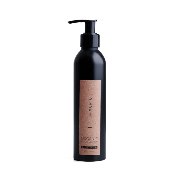 JUNIPER - ORGANIC BODY LOTION