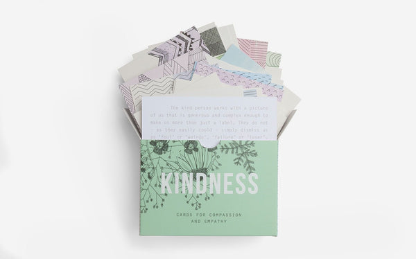Kindness Cards by The School of Life London discover now at Cuemars