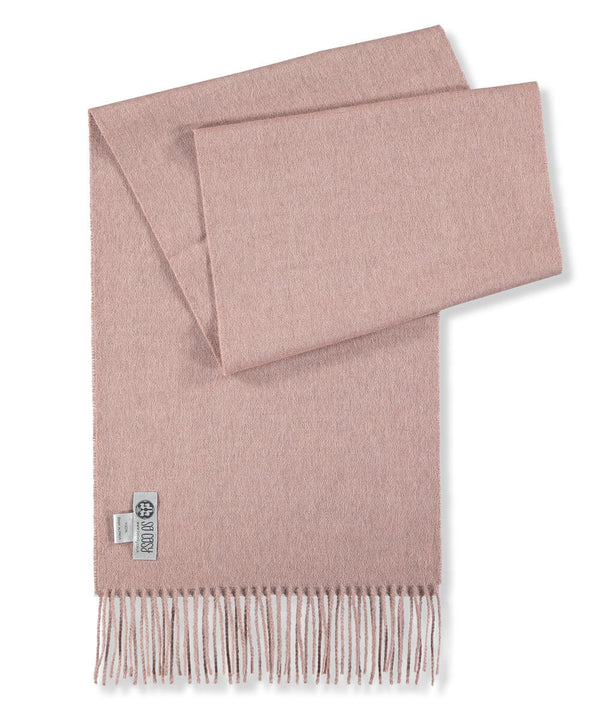 Scarf - baby alpaca Light Rose Beige