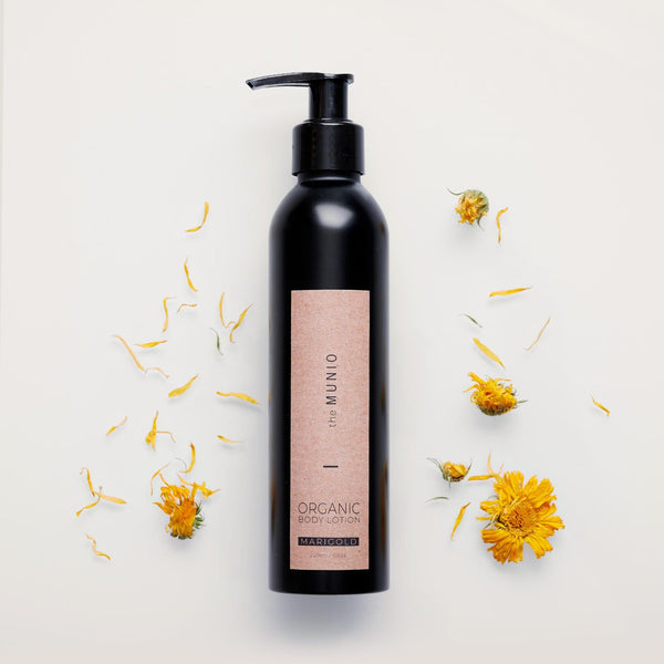 MARIGOLD - ORGANIC BODY LOTION