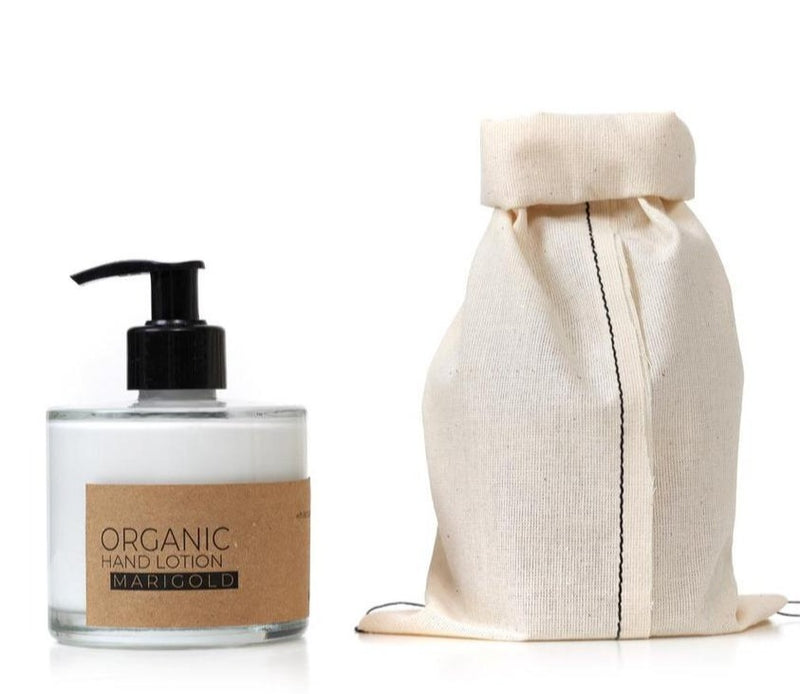 The Munio Organic Hand Lotion with Marigold Natural Skin Care