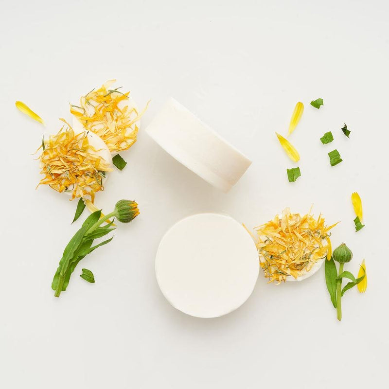 The Munio Organic Soap with Marigold Natural Skin Care