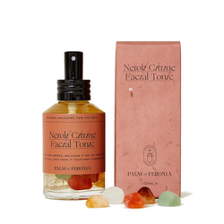 neroli citrine facial tonic by palm of feronia