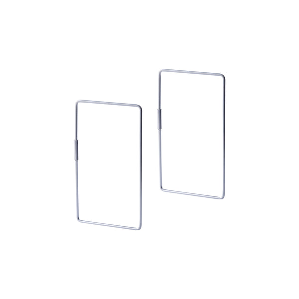 Earrings Rectangle