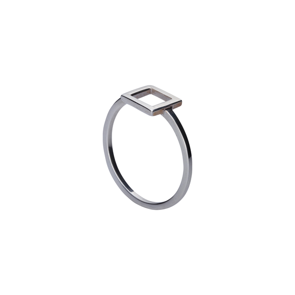 Carrie Sterling Silver Ring | Keep it Peachy | Discover now at Cuemars
