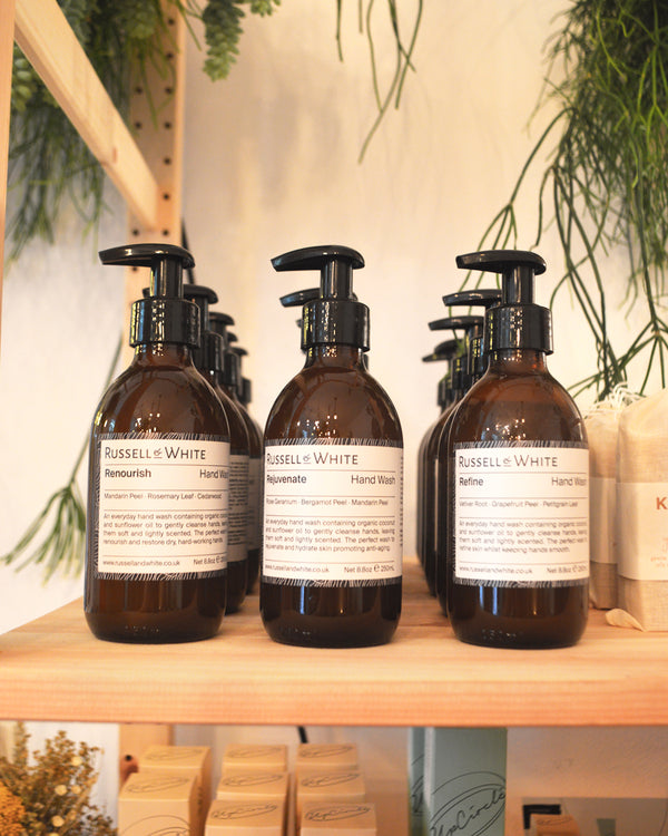 Anti-aging Organic Hand Wash - Rejuvenate