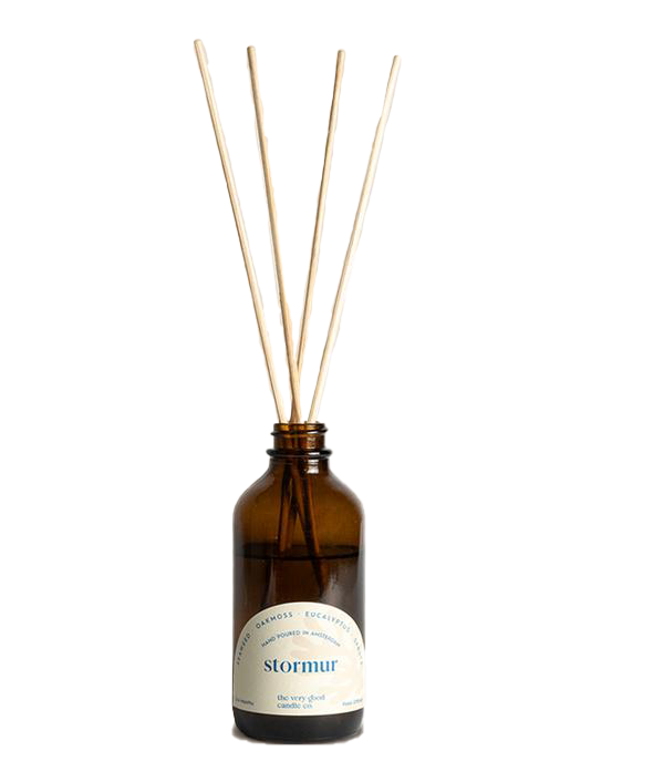 Picture of a Handmade 90 ml Essential Oils Reed Diffuser by the Very Good Candle Company in Amsterdam
