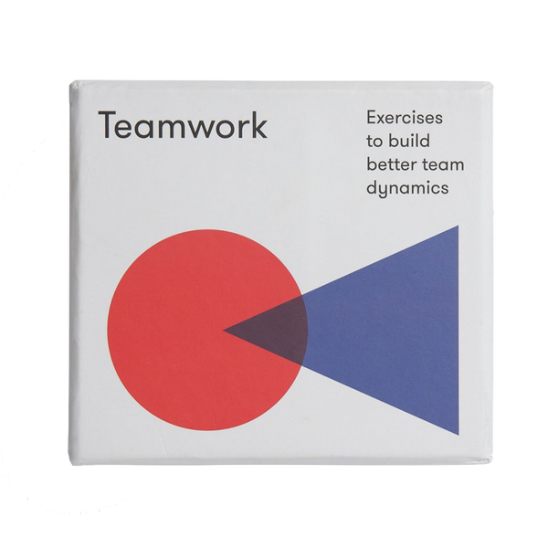 Teamwork Card Game by The School of Life London